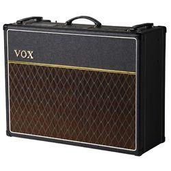 "Vox AC30C2 30W 2 Channel 2x12"" Greenback Guitar Combo Amplifier"