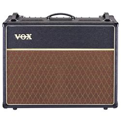 "Vox AC30C2X 30W 2 Channel 2x12"" Alnico Blue Guitar Combo Amplifier"