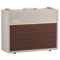 """Vox AC30HW2X 30W 2x12"""" Alnico Blue Hand Wired Combo Amp"""