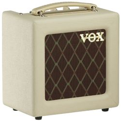 Vox AC4TV 10 Inch 4W Tube Guitar Combo Amplifier