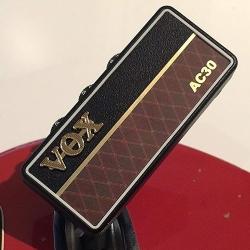 Vox AP2AC AmPlug AC30 G2 Guitar Headphone Amplifier
