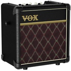 Vox MINI5-RM-CL Classic 5W Battery Powered Busking Guitar Combo Amplifier with Rhythms