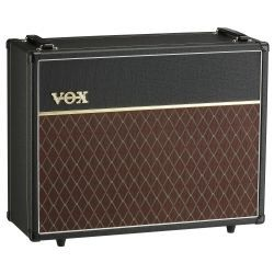 Vox V212C 2x12 Extension Guitar Cabinet Amplifier for AC15CH/AC30CH