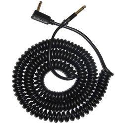 Vox VCC90-BK Black 9m Vintage Coiled Guitar Cable