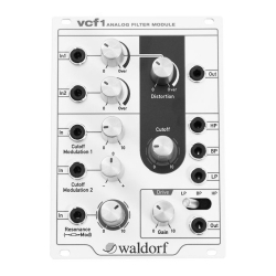 Waldorf VCF1 Analog Filter Module for Eurorack