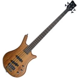 Warwick G224 900CR GPS Thumb BO Active 4-String RH Electric Bass-Natural Satin
