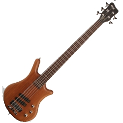 Warwick G225 900CR GPS Thumb BO Active 5-String RH Electric Bass-Natural Satin