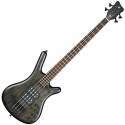 Warwick G484 030CR GPS Corvette $$ 4-String RH Electric Bass- Nirvana Black