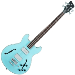 Warwick R594 850CR RockBass StarBass 4-String RH Electric Bass-Daphne Blue