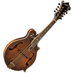 Washburn M118SWK-D Americana Series F-style Vintage Mandolin with a Hard Case