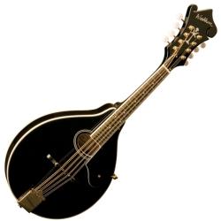 Washburn M1SDLB-A Americana Series A-Style Mandolin-Black