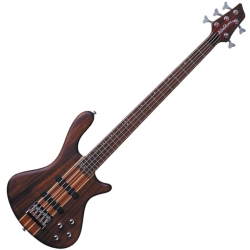 Washburn T25NMK-D Taurus Series 5-String RH Electric Bass Guitar-Natural Matte Finish with Gigbag