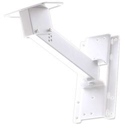 Wharfedale Pro WPB-1-White Adjustable Heavy duty Wall Mount in White for Titan 12 and 15