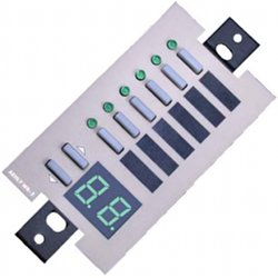 Ashly WR-5 Programmable zone controller wall plate remote
