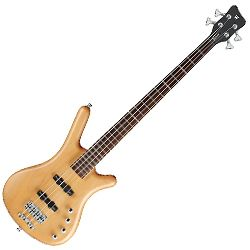 Warwick R504A050CR Honey Violin RockBass Corvette Basic Active 4 String RH Bass Guitar