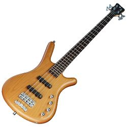 Warwick R504P050CR Honey Violin RockBass Corvette Basic Passive 4 String RH Bass Guitar