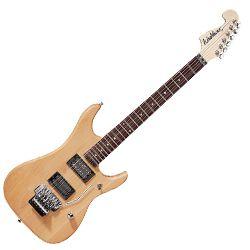 washburn n2nmk nuno bettencourt signature 6 string rh electric guitar in natural matte. Black Bedroom Furniture Sets. Home Design Ideas
