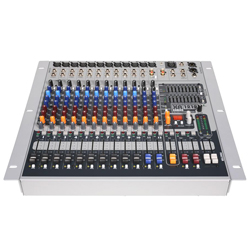 Peavey 03513720 XR 1212 Console Style 12 Channel Powered Mixer