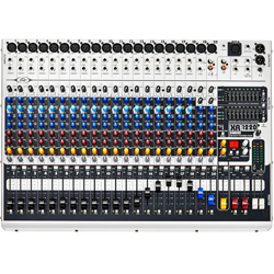 Peavey XR 1220 Console Style 20 Channel Powered Mixer