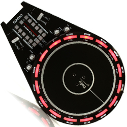 Casio XW-DJ1 All in One Trackformer DJ & Groove Controller