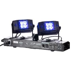 Yorkville Lighting LP-LED2 Dual Head LED Lighting System