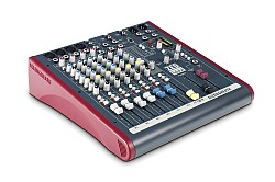 Allen & Heath ZED60-10FX 4 Mono Stereo channel Mixer with USB in out and effects