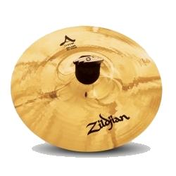 """Zildjian A20542 A Series 10"""" Custom Splash Brilliant Cymbal"""