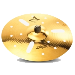 "Zildjian A20818 A Series 18"" Custom EFX Crash Cymbal"