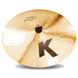"Zildjian K0952 17"" K Series Custom Dark Crash Cymbal"