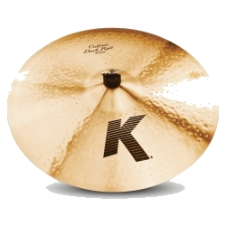 "Zildjian K0965 20"" K Series Custom Dark Ride Cymbal"