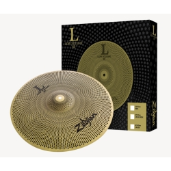 "Zildjian LV8018CR-S 18"" Low Volume L80 Crash Ride Cymbal-Single"