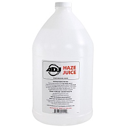 American DJ HAZE/G 1 Gallon Haze Fluid for Haze Generator Haze Machine