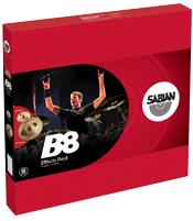 Sabian 45005X B8 Cymbals Effects Pack