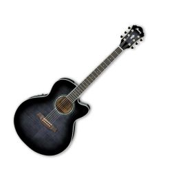 Ibanez AEL20ETKS Trans Black Sunburst 6-String Right Hand Acoustic-Electric (discontinued clearance)