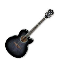 ibanez ael20etks trans black sunburst 6 string right hand acoustic electric discontinued. Black Bedroom Furniture Sets. Home Design Ideas