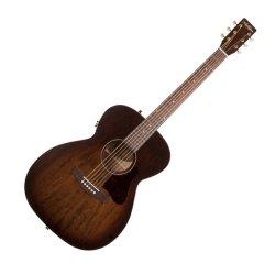 Art & Lutherie 042333 Legacy Bourbon Burst QIT Acoustic Electric 6 String RH Guitar