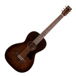 Art & Lutherie 042395 Roadhouse Bourbon Burst E/A Acoustic Electric 6 String RH Guitar