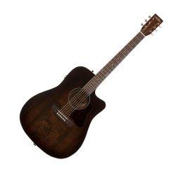 Art & Lutherie 042432 Americana Bourbon Burst CW QIT Acoustic Electric 6 String RH Guitar