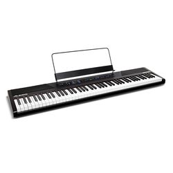 Alesis RECITAL 88 Key Digital Piano with Full-sized Keys