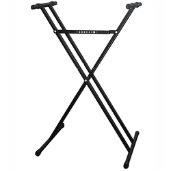 Casio ARDX Deluxe Adjustable Portable Keyboard Stand with 150lbs max capacity