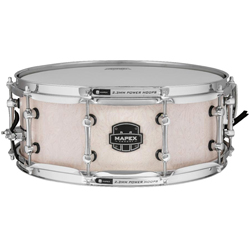 Mapex MPX-ARMW4550KCAI Armoury Peacemaker Snare Drum in Maple/Walnut