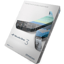 Presonus Studio One 3 Artist Entry Level Audio Software