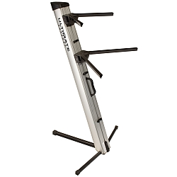 Ultimate Support AX48 PRO-S Two Tier Keyboard Stand (discontinued clearance)
