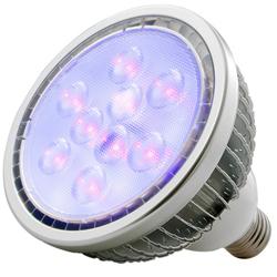 American DJ BLB18W 18 Watt Ultraviolet LED Blacklight Par38 Bulb