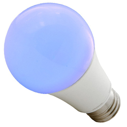 American DJ BLB7W 7 Watt Ultraviolet LED Blacklight Bulb (discontinued clearance) **2 in stock**