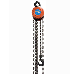 Microh CHAIN HOIST10MBK 1 Ton Lift Capacity Chain Hoist