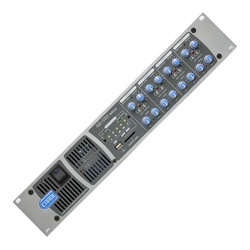 Cloud 46-120Media 4 Zone Integrated Mixer Amplifier