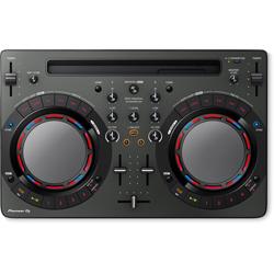 Pioneer DJ DDJ-WEGO4-K Laptop and Ipad compatible DJ Controller in Black