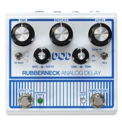 Digitech DOD-RUBBERNECK Analog Delay Pedal