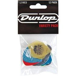 Dunlop PVP101 Pick Variety Pack - Light/Medium